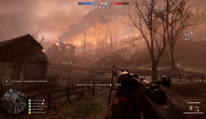 Battlefield 1 - They Shall Not Pass - Verdun