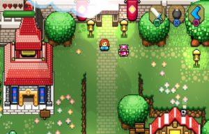 Blossom Tales village