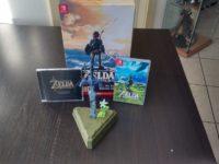 Découvrez la collector de The Legend of Zelda: Breath of the Wild