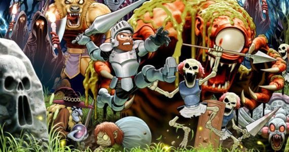 Capcom Ghouls'n Ghosts