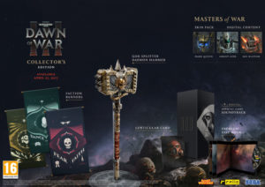 Warhammer 40,000: Dawn of War III collector