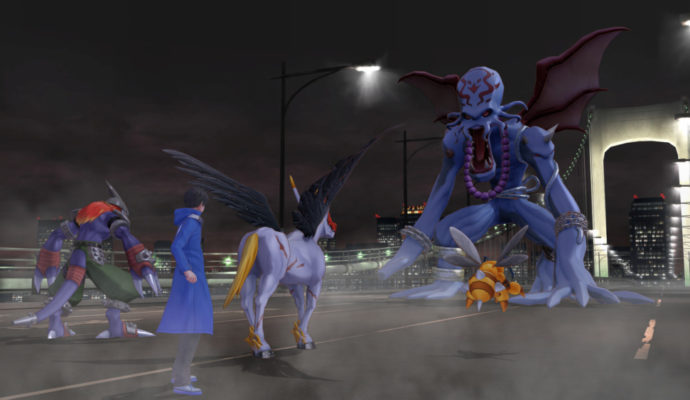 Combat Digimon Story: Cyber Sleuth - Hacker's Memory