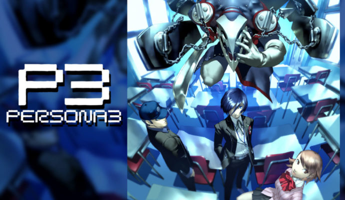 Persona 3 image promotionnelle