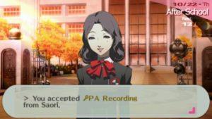 Persona 3 Social Link