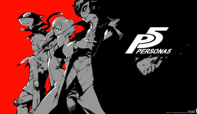 Persona 5 Visuel