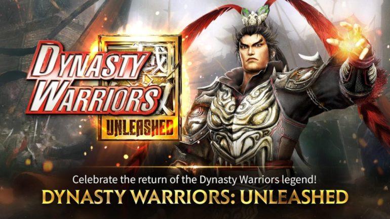 Dynasty Warriors: Unleashed Lu Bu