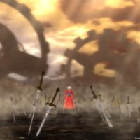 Fate/Extella : The Umbral Star Super attaque Nameless