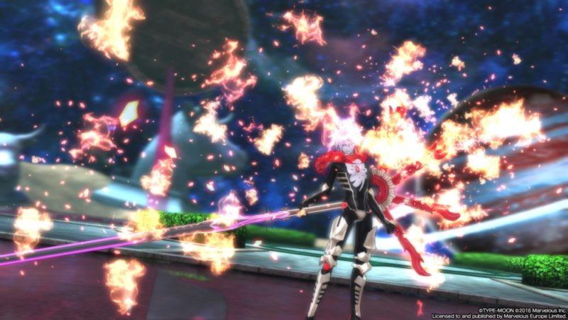Fate/Extella : The Umbral Star Karna