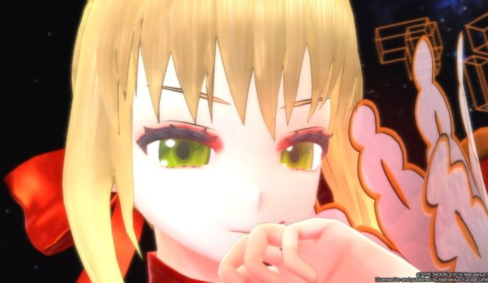 Fate/EXTELLA: The Umbral Star Nero