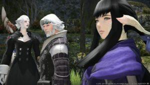 Final Fantasy XIV - Cid