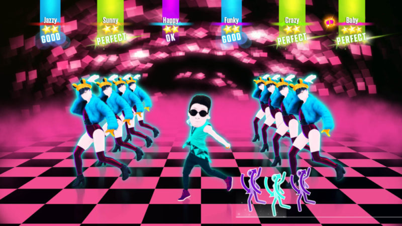 Just Dance 2017 Psy