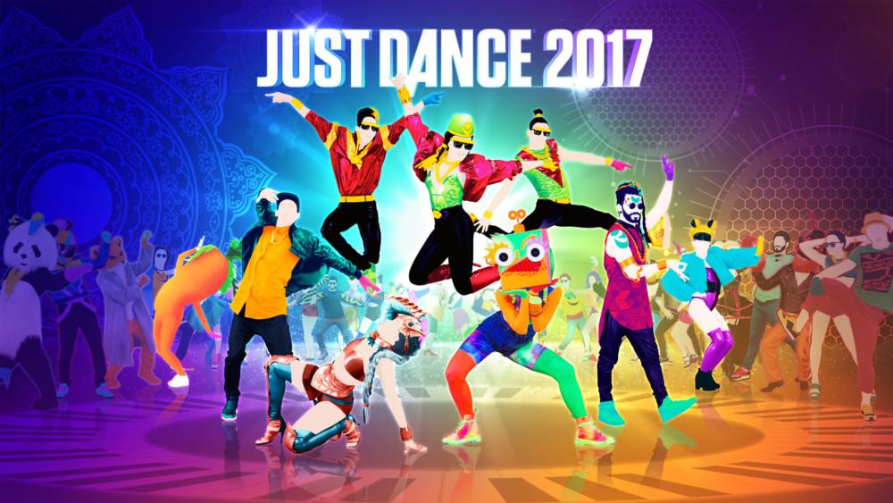 Just Dance 2017 Titre