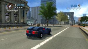 LEGO City Undercover - En ville