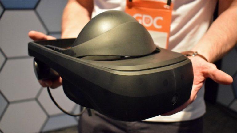 Casque VR LG