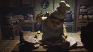 Little Nightmares - Le boucher