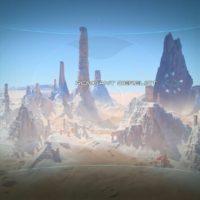 Mass Effect Andromeda Scan IA