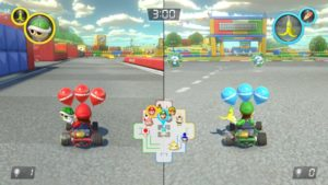 Mario Kart 8 Deluxe - Mode bataille
