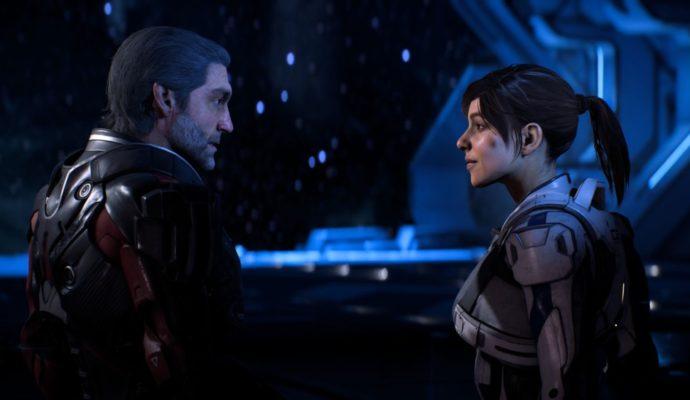 Mass Effect: Andromeda, Sarah et Alec Ryder