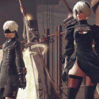 NieR: Automata - Personnages 2B et 9S