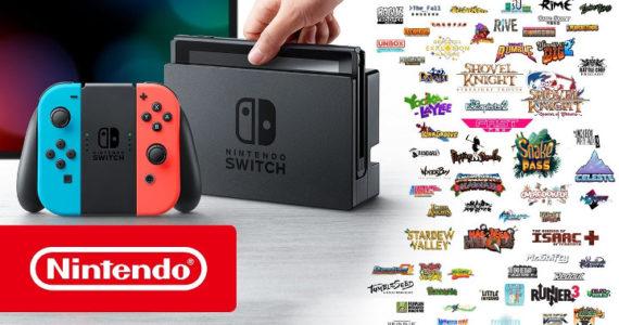 Nintendo Switch - Jeux indépendants