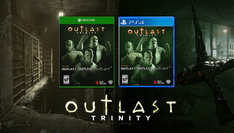 outlast trinity jaquettes