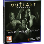 Outlast Trinity jaquette PS4