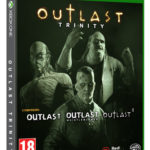 Outlast Trinity jaquette Xbox One