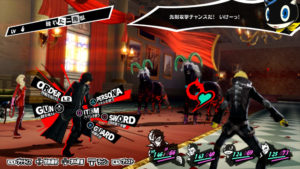 Persona 5 - Combat