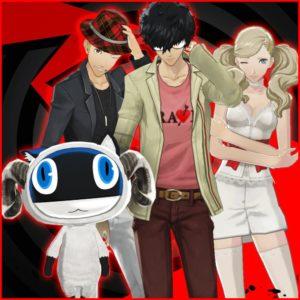 Persona 5 DLC skin