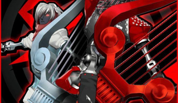 Persona 5 DLC Orpheus