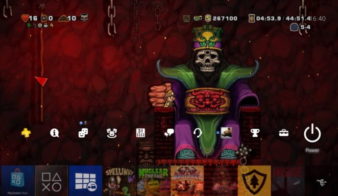 PlayStation 4 mise à jour 4.50