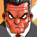 River City Ransom: Underground boss