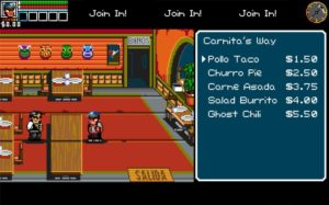 River City Ransom: Underground magasin