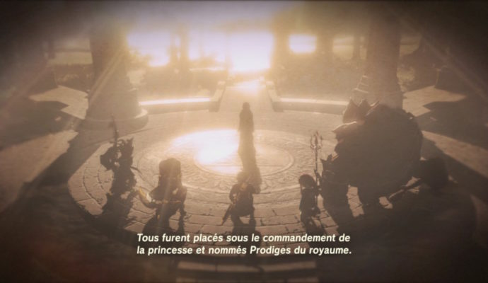 Breath of the Wild sacre des prodiges