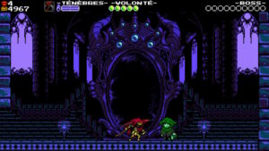 Test Shovel Knight: Specter of Tourment - Le mirroir