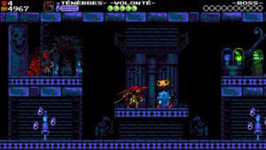 Test Shovel Knight: Specter of Tourment - Hub