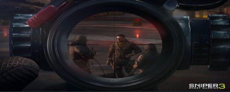 Sniper Ghost Warrior 3 a du retard, voici une image du jeu pour illustrer l'article