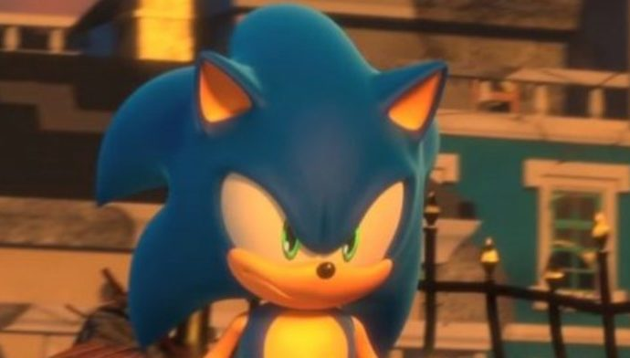 Sonic Forces Sonic