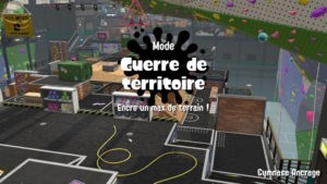 Splatoon 2 - Gymnase Ancrage
