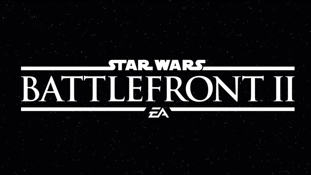 Star Wars Battlefront II titre