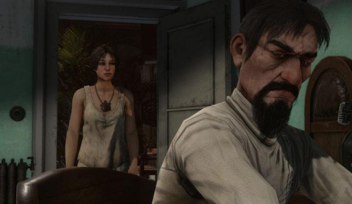 Syberia 3 Kate et le docteur Mangolin