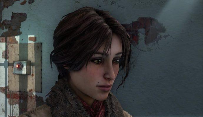 Syberia 3 Kate Walker