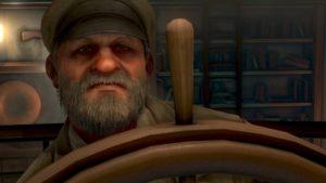Syberia 3 Captain Obo