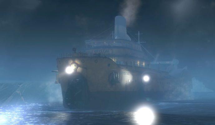 Syberia 3 bateau le Krystal