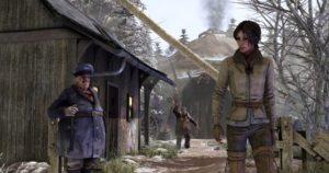 Syberia 3 The Guard