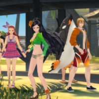 Tales of Berseria - Costume