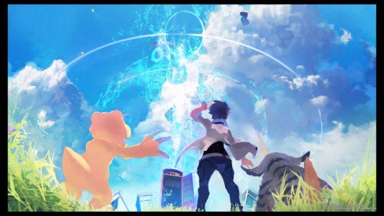 Test Digimon World: Next Order