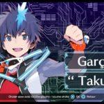 Test Digimon World: Next Order - Personnage masculin