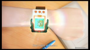 Test Digimon World: Next Order - tamagotchi