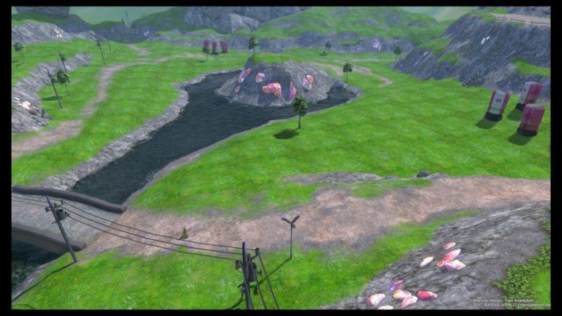 Test Digimon World: Next Order - Environnement